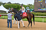April 17, 2021: #1 Silver State , ridden by Ricardo Santana, Jr. wins the Oaklawn Handicap  for trainer Steven M. Asmussen at Oaklawn Park in Hot Springs,  Arkansas. Ted McClenning/Eclipse Sportswire/CSM