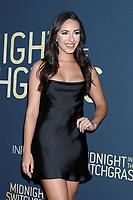 LOS ANGELES - JUL 19:  Charli Burnett at Midnight in the Switchgrass Special Screening at Regal LA Live on July 19, 2021 in Los Angeles, CA