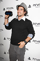 LOS ANGELES - FEB 15:  Danny Lopes at the Sony PlayStationAE Unveils PS VITA Portable Entertainment System at the Siren Studios on February 15, 2012 in Los Angeles, CA