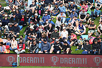 20th March 2021; Dunedin, New Zealand;  Fans and Dream 11 sponsor during the New Zealand Black Caps v Bangladesh International one day cricket match. University Oval, Dunedin.