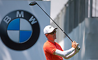 Chris Paisley (England) during Practice Day at BMW PGA Championship Wentworth Golf at Wentworth Drive, Virginia Water, England on 22 May 2018. Photo by Andy Rowland.