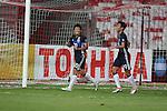Japan vs Yemen during the 2016 AFC U-19 Championship Group C match at Bahrain National Stadium on 14 October 2016, in Riffa, Bahrain. Photo by Jaffar Hasan / Lagardere Sports