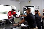 Hertz rental race car driver