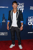 """HOLLYWOOD, LOS ANGELES, CA, USA - APRIL 29: Leonardo Nam at the Los Angeles Premiere Of TriStar Pictures' """"Mom's Night Out"""" held at the TCL Chinese Theatre IMAX on April 29, 2014 in Hollywood, Los Angeles, California, United States. (Photo by Xavier Collin/Celebrity Monitor)"""