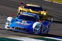 #01 Ford Riley, Scott Pruett, Memo Rojas, Scott Dixon, Petit Le Mans , Road Atlanta, Braselton, GA, October 2014.   (Photo by Brian Cleary/www.bcpix.com)