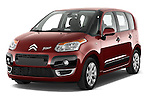 Front three quarter view of a 2012 Citroen C3 PICASSO Millenium 5 Door Mini Mpv 2WD