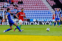Tuesday, 7 May 2013<br /> <br /> Pictured: Itay Shechter of Swansea City<br /> <br /> Re: Barclays Premier League Wigan Athletic v Swansea City FC  at the DW Stadium, Wigan