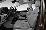 Front seat view of 2019 Honda Odyssey EX-L 5 Door Minivan Front Seat  car photos