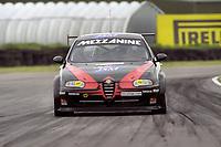 #16 Tim Harvey (GBR). JS Motorsport. Alfa Romeo 147.