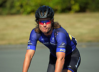 Campbell Stewart (Black Spokes). Masterton-Alfredton road circuit - Stage Two of 2021 NZ Cycle Classic UCI Oceania Tour in Wairarapa, New Zealand on Wednesday, 13 January 2021. Photo: Dave Lintott / lintottphoto.co.nz
