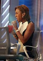 June 09, 2021. Robin Roberts, on Good Morning America in New York June 09, 2021 Credit:  RW/MediaPunch