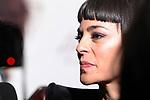 Spanish actress and musician Nata Moreno attends Ara Malikian, Una Vida Entre Las Cuerdas Madrid Premiere on October 23, 2019 in Madrid, Spain.(ALTERPHOTOS/ItahisaHernandez)