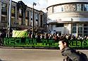 Reclaim the Streets demonstration, Camden Town, London