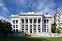 Harvard Medical School, Longwood Medical, Boston, MA. (Shepley, Rutan & Coolidge = architect) Neo-Classic style