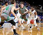 North Dakota at South Dakota State Men's Basketball