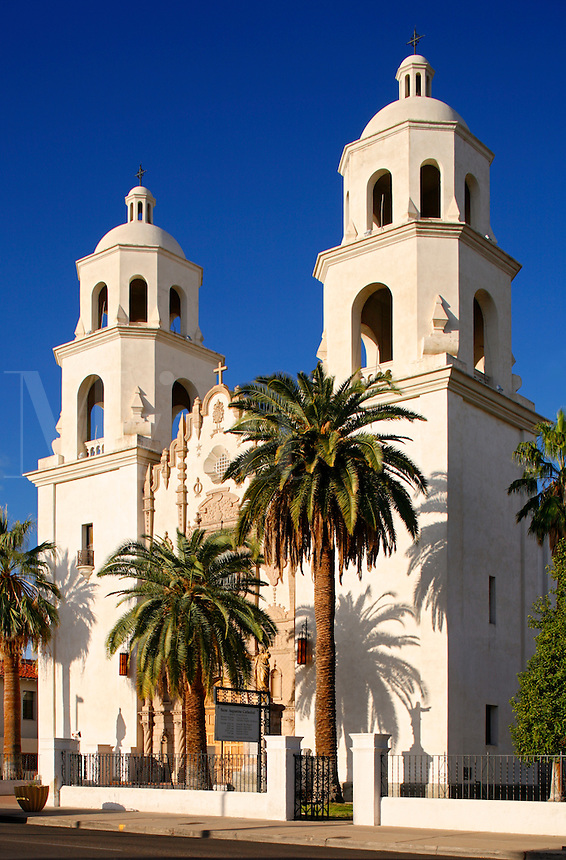 Saint Augustine Cathedral, Tucson, Arizona