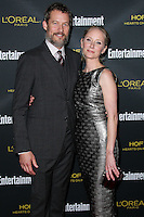 WEST HOLLYWOOD, CA, USA - AUGUST 23: James Tupper, Anne Heche arrives at the 2014 Entertainment Weekly Pre-Emmy Party held at the Fig & Olive on August 23, 2014 in West Hollywood, California, United States. (Photo by Xavier Collin/Celebrity Monitor)