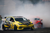 Formula DRIFT Black Magic Pro Championship<br /> Round 6<br /> Evergreen Speedway, Monroe, WA USA<br /> Thursday 3 August 2017<br /> Fredric Aasbo, Rockstar Energy Drink / Nexen Tire Toyota Corolla iM<br /> World Copyright: Larry Chen<br /> Larry Chen Photo