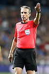 Spanish referee David Fernandez Borbalan during La Liga match. March 1,2017. (ALTERPHOTOS/Acero)