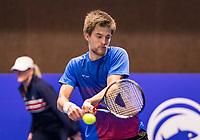 Alphen aan den Rijn, Netherlands, December 16, 2018, Tennispark Nieuwe Sloot, Ned. Loterij NK Tennis, <br /> Photo: Tennisimages/Henk Koster