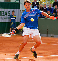 29-05-13, Tennis, France, Paris, Roland Garros, Tommy Robredo