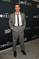 """NEW YORK CITY - OCTOBER 4: Will Poulter attends the red carpet premiere of Hulu's """"DOPESICK"""" at the Museum of Modern Art on October 4, 2021 in New York City. . (Photo by Frank Micelotta/Hulu/PictureGroup)"""
