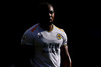 11th September 2021; Vicarge Road, Watford, Herts,  England;  Premier League football, Watford versus Wolverhampton Wanderers; Adama Traoré of Wolverhampton Wanderers