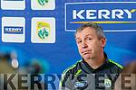 Kerry senior football team Manager Peter Keane