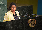 General Assembly Seventy-second session, 28th plenary meeting<br /> Report of the Secretary-General on the work of the Organization (A/72/1)<br /> <br /> ethiopia