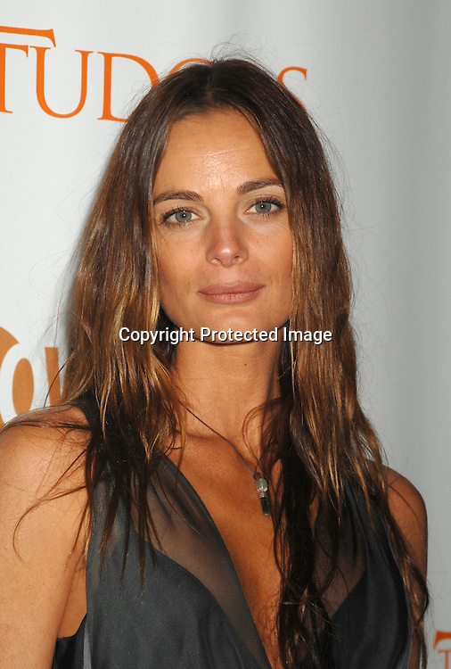 """Gabrielle Anwar..at The Showtime and Marie Claire New York Premiere of """"The Tudors"""" at The Hearst Tower. The Show premieres on Showtime on April 1, 2007...Robin Platzer, Twin Images"""