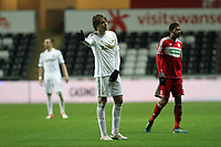 League Cup Quarter Final, Swansea V Middlesbrough, Liberty Stadium, 12/12/12<br /> Picture by: Ben Wyeth<br /> Pictured: Michu.<br /> Athena Picture Agency