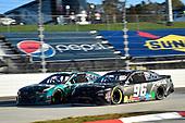 #96: Daniel Suarez, Gaunt Brothers Racing, Toyota Camry PeacockTV - Can't Not Watch, #13: Ty Dillon, Germain Racing, Chevrolet Camaro GEICOween