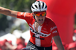Mads Pedersen (DEN) Trek-Segafredo wins Stage 2 of the Herald Sun Tour 2018, running 198.6km from Warrnambool to Ballarat, Australia. 02/02/2018.<br /> Picture: Con Chronis/BettiniPhoto | Cyclefile<br /> <br /> <br /> All photos usage must carry mandatory copyright credit (© Cyclefile | Con Chronis/BettiniPhoto)