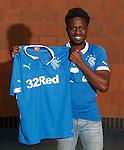 Gael Bigirimana arrives from Newcastle on loan to Rangers