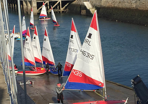 File image of Toppers at the Dun Laoghaire waterfront