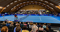 Alphen aan den Rijn, Netherlands, December 22, 2019, TV Nieuwe Sloot,  NK Tennis, Final men single: Overall vieuw<br /> Photo: www.tennisimages.com/Henk Koster