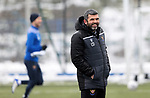 St Johnstone Training 21.01.21