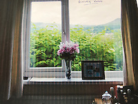 "COPY BY TOM BEDFORD<br /> Pictured: The Japanese knotweed as seen from the inside one of the properties.<br /> Re: A homeowner whose bungalow is towered over by Japanese knotweed on a railway line has won a four-year legal fight for compensation by Network Rail.<br /> Robin Waistell claimed he was unable to sell because the rail body had ignored requests to tackle the invasive weed on the bank behind his home in Maesteg.<br /> The case was seen as a likely test for homeowners whose property is blighted by knotweed on railway embankments.<br /> Network Rail said it would be ""reviewing the judgement in detail"".<br /> It is understood the rail infrastructure body was refused immediate leave to appeal against the ruling.<br /> Network Rail faces potential legal costs running into six figures after losing the case in Cardiff bought by Mr Waistell and a neighbour.<br /> Widower Mr Waistell, 70, had moved to the bungalow from Spain after his wife died.<br /> He had hoped to return to the sun, but found his property sale stymied by the knotweed growing on adjacent Network Rail land and was asking for £60,000 compensation for loss of value."