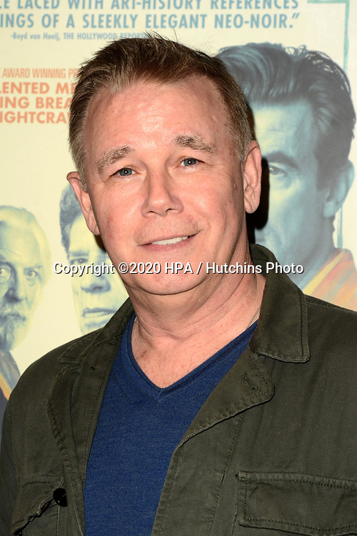 """LOS ANGELES - MAR 2:  Spencer Garrett at the """"The Burnt Orange Heresy"""" Special Screening at the Linwood Dunn Theater on March 2, 2020 in Los Angeles, CA"""