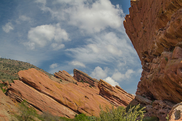 Red Rocks State Park, Colorado