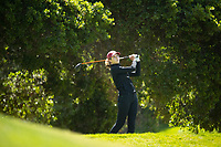 STANFORD, CA - APRIL 23: Rachel Heck at Stanford Golf Course on April 23, 2021 in Stanford, California.
