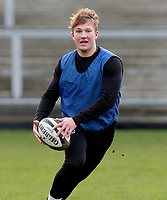 Thursday 18th February 2021 | Ulster Rugby Captain's Run<br /> <br /> Stewart Moore during the Ulster Rugby Captain's Run held at Kingspan Stadium, Ravenhill Park, Belfast, Northern Ireland, ahead of the Glasgow PRO14clash on Friday night. Photo by John Dickson / Dicksondigital