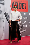 Mariam Hernandez attends to ARDE Madrid premiere at Callao City Lights cinema in Madrid, Spain. November 07, 2018. (ALTERPHOTOS/A. Perez Meca)