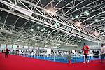 Interno dell'Oval durante le olimpiadi degli scacchi.