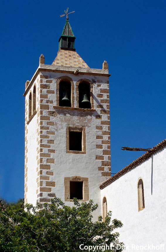 Spanien, Kanarische Inseln, Fuerteventura, Betancuria, Catedral de Santa Maria