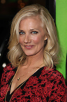 """LOS ANGELES, CA - FEBRUARY 04: Joely Richardson at the Los Angeles Premiere Of The Weinstein Company's """"Vampire Academy"""" held at Regal Cinemas L.A. Live on February 4, 2014 in Los Angeles, California. (Photo by Xavier Collin/Celebrity Monitor)"""