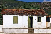 Casa na Chapada Diamantina. Bahia. Foto de Lia Caldas.