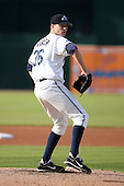June 14th 2008:  Jon Kibler of the West Michigan Whitecaps, Class-A affiliate of the Detroit Tigers, during a game at Fifth Third Ballpark in Comstock Park, MI.  Photo by:  Mike Janes/Four Seam Images