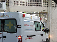 Recife (PE), 08/04/2021 - Hospital-Recife - As Forças Armadas estão reservando leitos em hospitais militares, tanto em enfermarias quando em UTIs, para seus membros. Imagens do Hospital do Exercito no Recife, bairro da Boa Vista.