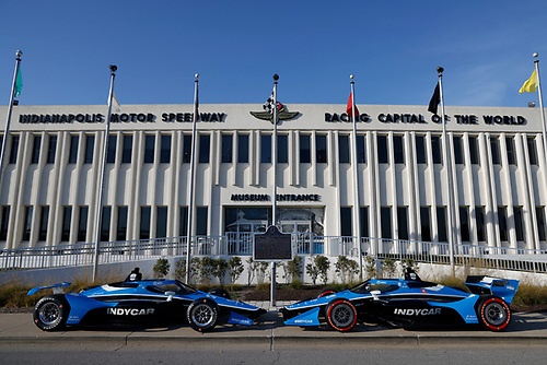 Indianapolis Motor Speedway host of  2021 NTT IndyCar Series Championship Celebration